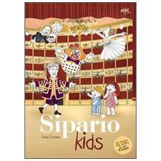 Sipario Kids. La magia del teatro in una fiaba