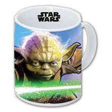 Star Wars - Yoda (Tazza In Ceramica)