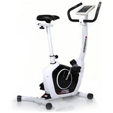 Bici Camera cyclette Cardio T1 Display LCD 12 Programmi fitness Volano 6 kg