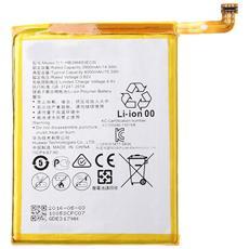 Batteria Compatibile Ricaricabile 4000mah Per Huawei Mate 8