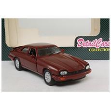 Collection 133 Jaguar Xjr-s Coupe 1/43 Scatola Rovinata Modellino