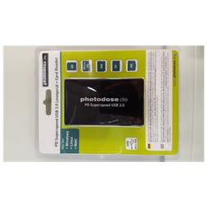 Multilettore Pd Usb 3 24 In 1 080487 - Pd Superspeed Usb 3.0
