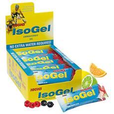 25 X Isogel 60 Ml - High5 Sports Nutrition - Energy Gel - Frutti Selvatici