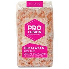 Himalayan Rose Pink Salt - Coarse 500 G-