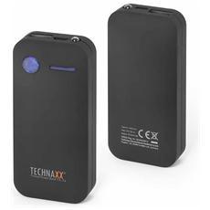 TX-74, Polimeri di litio (LiPo) , USB, Nero, Micro-USB, Lettore e-book, Telefono cellulare, Smartphone, Tablet, -10 - 50 °C