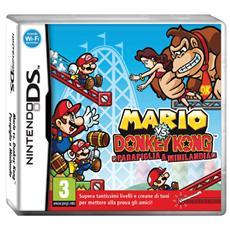 NDS - Mario vs Donkey Kong: Parapiglia a Minilandia