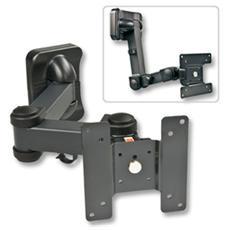 Supporto a Parete per Schermi LED / LCD / PLASMA 14-19'' Portata Max 10Kg