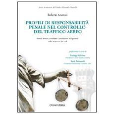 Profili di responsibilità penale nel controllo del traffico aereo. Poteri, doveri, condanne e assoluzioni dei garanti della sicurezza dei cieli
