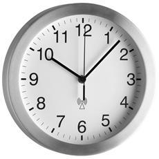 Orologio da Parete Colore: Grigio Metallizzato - Modello 98.1091