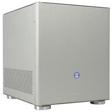 """CoolCube Max Micro-ATX / Mini-ITX Hard Disk 2.5"""" / 3.5"""" Argento"""