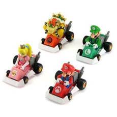 TOY2A K'Nex Mario Kart WII Figure - Mario