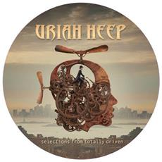 Uriah Heep - Selections From Totally Driven (Picture Disc)