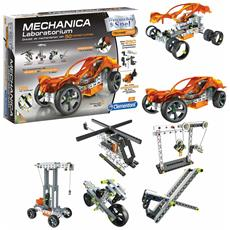 Science & Play Laboratorio Meccanica Set Costruzioni 66665