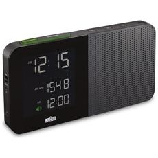 BNC 010, LCD, Blu, 180 x 56 x 90 mm, AA, LR6, 1.5V, Nero