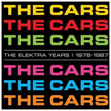 Cars (The) - The Elektra Years 1978 - 1987 (6 Lp)