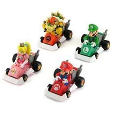 LUGIMINIFIGURE K'Nex Mario Kart WII Figure - Luigi