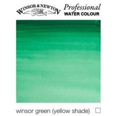 721 Artist 1/2 Godet Verde Winsor Yellow Shade Gruppo 1