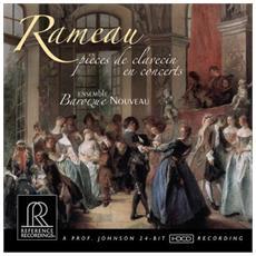 Baroque Nouveau - Pieces De Clavecin En Concerts