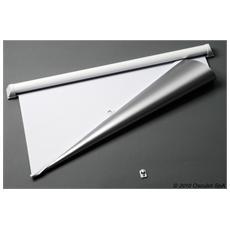 Tendina oscurante bianca 360 x 400 mm