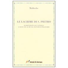 Le lacrime di S. Pietro