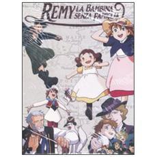 Remy. La bambina senza famiglia. 4 DVD