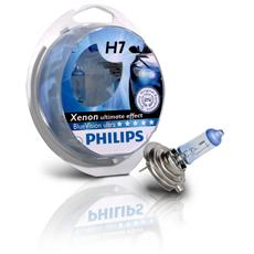 Lampada Bluevisionultra H7