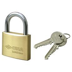 "Lucchetto""locking Line"" Mm 40"