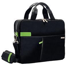 pz. 1 borsa portacomputer Smart Traveller Esselte 60390095