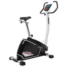 Bici Camera Cyclette Cardio XTR Prestazioni 35-260 Watt maniglie e sedile regolabile Volano 8 kg 18 programmi
