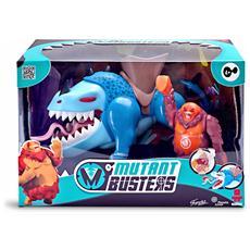 Mutant Busters personaggi di Cyclop e Horror Kall