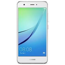 "Nova Smart Argento 16 GB 4G / LTE Display 5"" HD Slot Micro SD Fotocamera 13 Mpx Android Tim Italia"