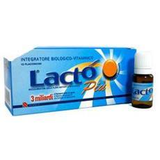 Lacto Piu' 12 Flac. 3mld
