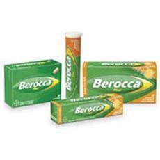 Berocca Plus 15cpr Efferv