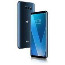 "V30 Blu Impermeabile Display 6"" Quad HD Ram 4GB Storage 64GB +Slot MicroSD Wi-Fi + 4G Fotocamera 16Mpx Android - Tim Italia RICONDIZIONATO"