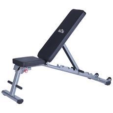 Panca Fitness Multifunzionale Per Pesi E Addominali