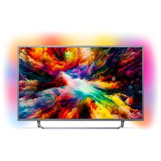 "TV LED Ultra HD 4K 55"" 55PUS7303/12 Smart TV Ambilight"