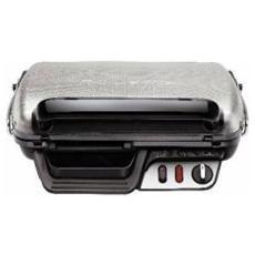 GR6010 Bistecchiera Elettrica e Barbecue Potenza 2400 Watt