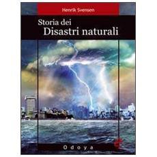 Storia dei disastri naturali