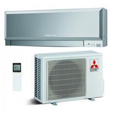 Condizionatore Fisso Monosplit MSZ-EF35VE-SILVER Kirigamine Zen Potenza 12000 BTU / H Classe A+++ / A++ Inverter