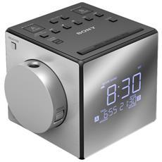 Radiosveglia con sintonizzatore radio FM / AM e snooze estensibile