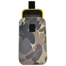 Case100 Custodia Neoprene Per Smartphone Da 3 A 4,5 Estrazione Facile