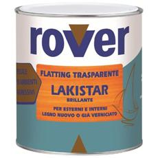 Vernice Flatting Lakistar 0,750 Trasparente (188677)