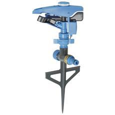 0410/06 Irrigatore Pulsante A Settore C / puntale In Metallo Per Innaffiare