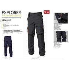 Pantalone Explorer Grigio M