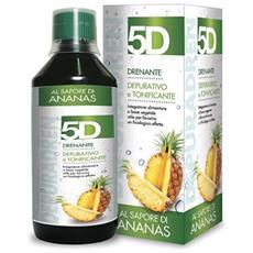 5d Sleeverato Ananas 500ml