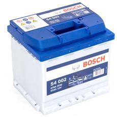 Batteria Avviamento 52ah Bosch S4 002 Linea Blu 470a Di Spunto Nuova Etichetta