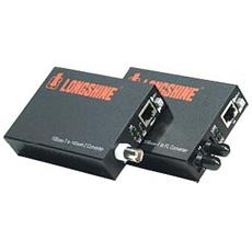 RJ-45 -> BNC Converter, Cablato, 10Base-T, 10Base2, RJ-45 / BNC
