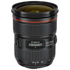 CANON - Obiettivo Zoom 24-70 mm F / 2,8L II USM Attacco...
