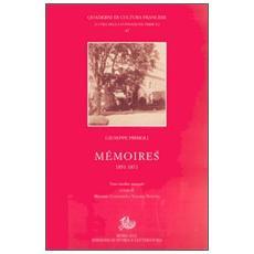 Mémoires (1851-1871)