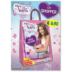 Peluche Violetta Shopper 26 x 11 x 36 cm 604825